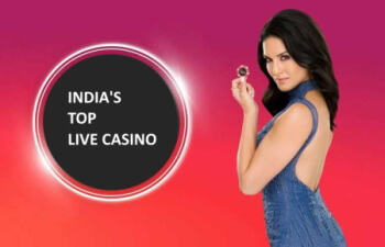 Play against beautiful live dealers.