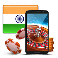 Play in an indian casino on your mobile device.